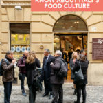 10 Things That Will Surprise You About Italy's Food Culture // FoodNouveau.com