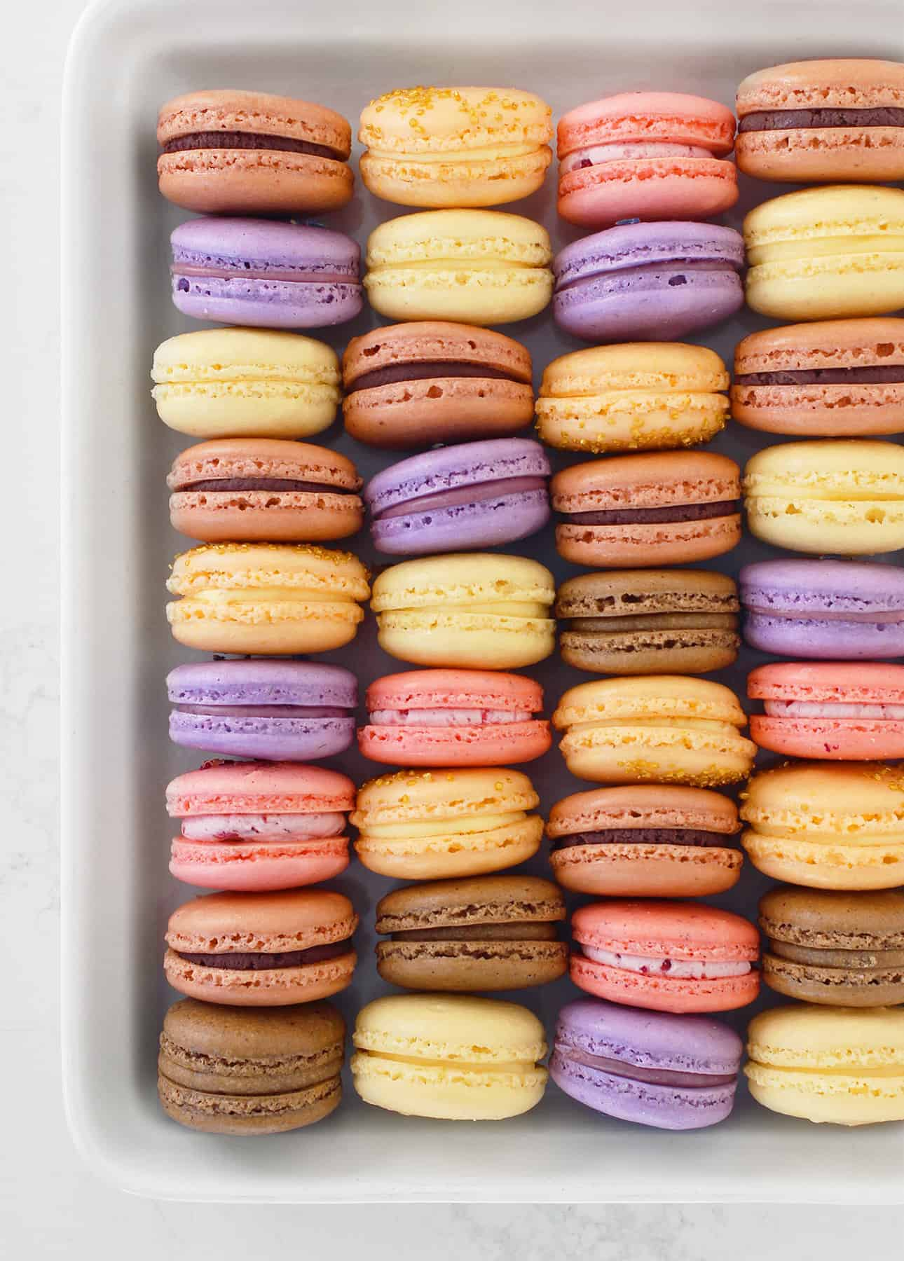 An In-Depth French Macaron Troubleshooting Guide: Useful Tips and Advice to Master the Classic French Treat // FoodNouveau.com