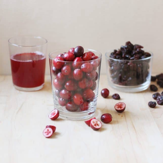 {Fresh & Seasonal} 48 Sweet Cranberry Recipes That Will Brighten Your Holiday Table, from Festive Cakes to Hearty Breakfasts // FoodNouveau.com