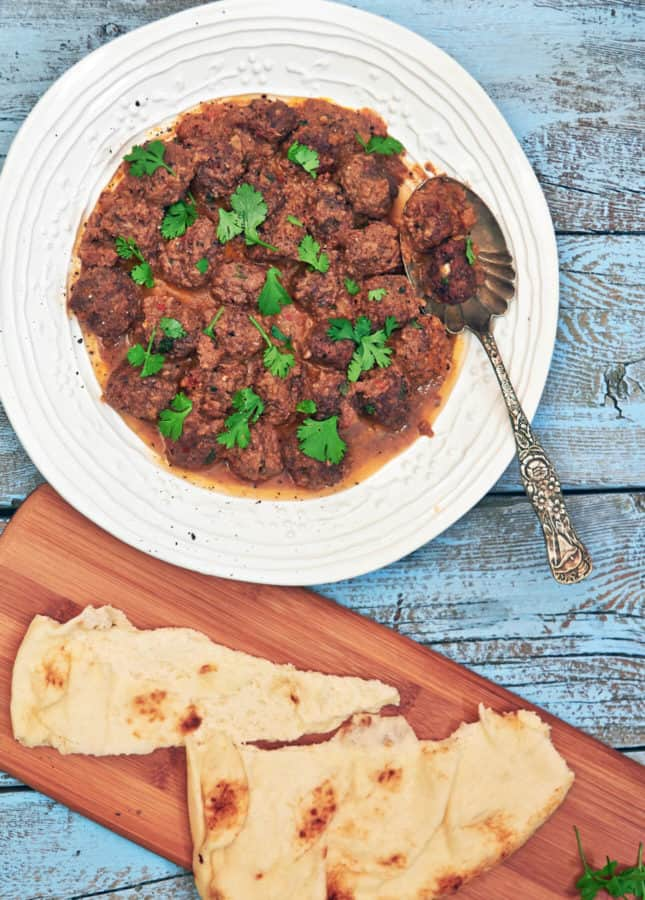 Braised Beef With Orange and Tarragon, by The Messy Baker // FoodNouveau.com