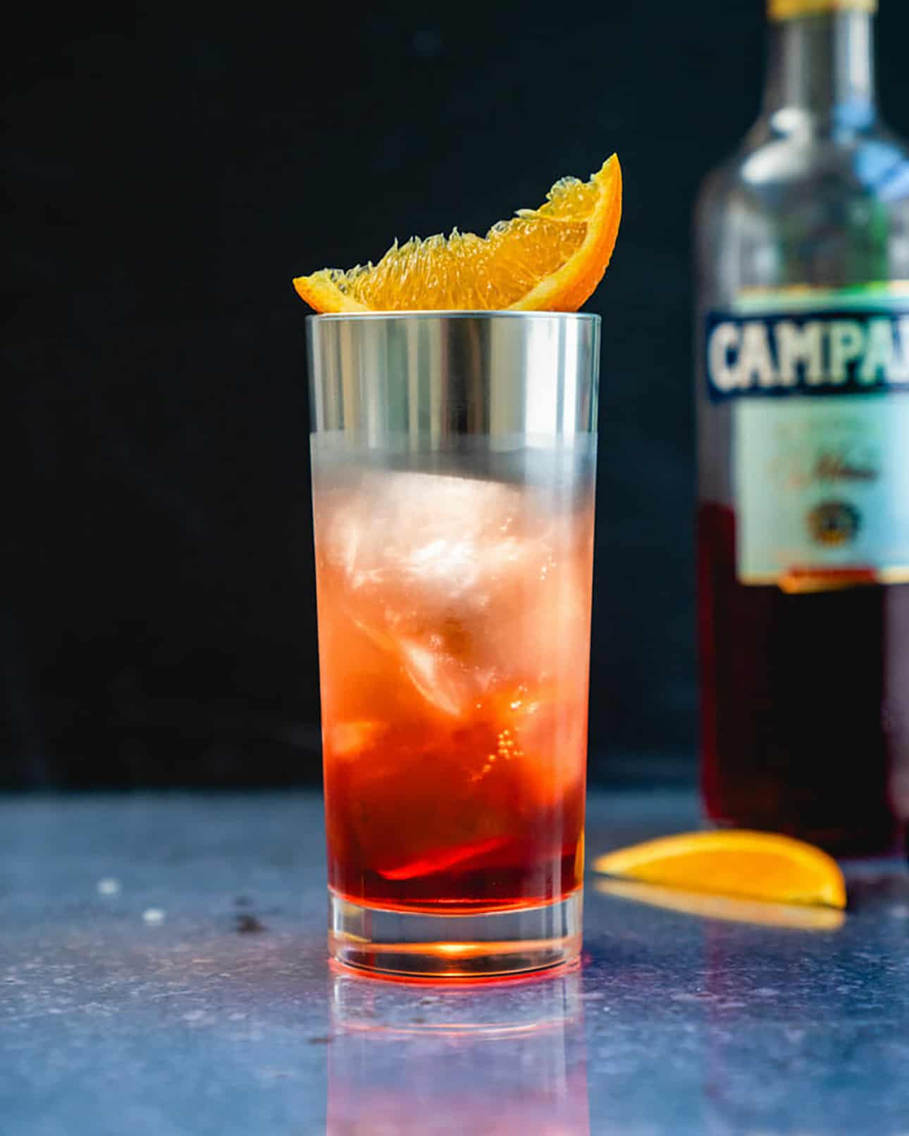 Americano Cocktail by A Couple Cooks