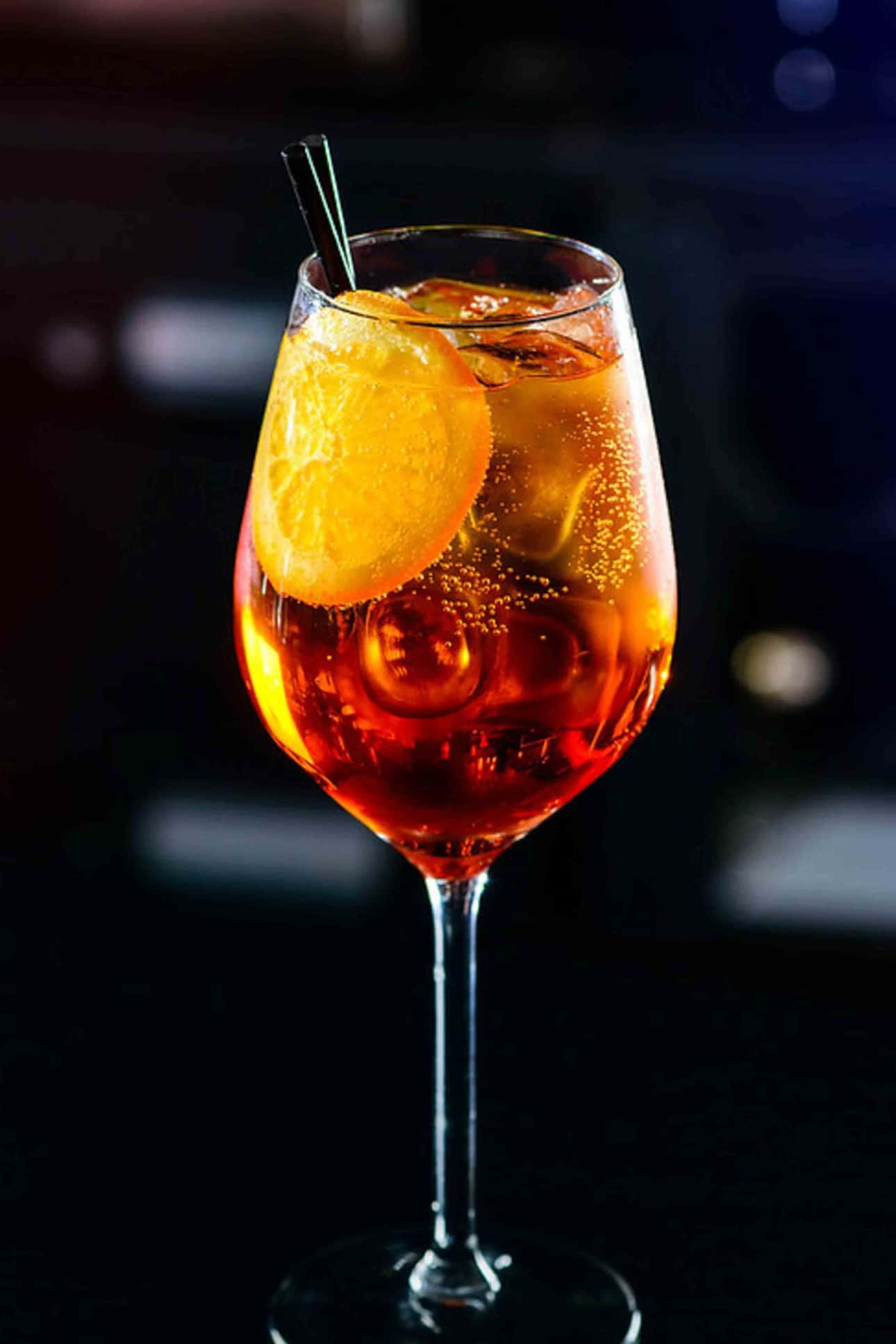 Spritz Veneziano Cocktail by Bacon is Magic