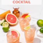 Easy and Refreshing: Maple Paloma Cocktail // FoodNouveau.com