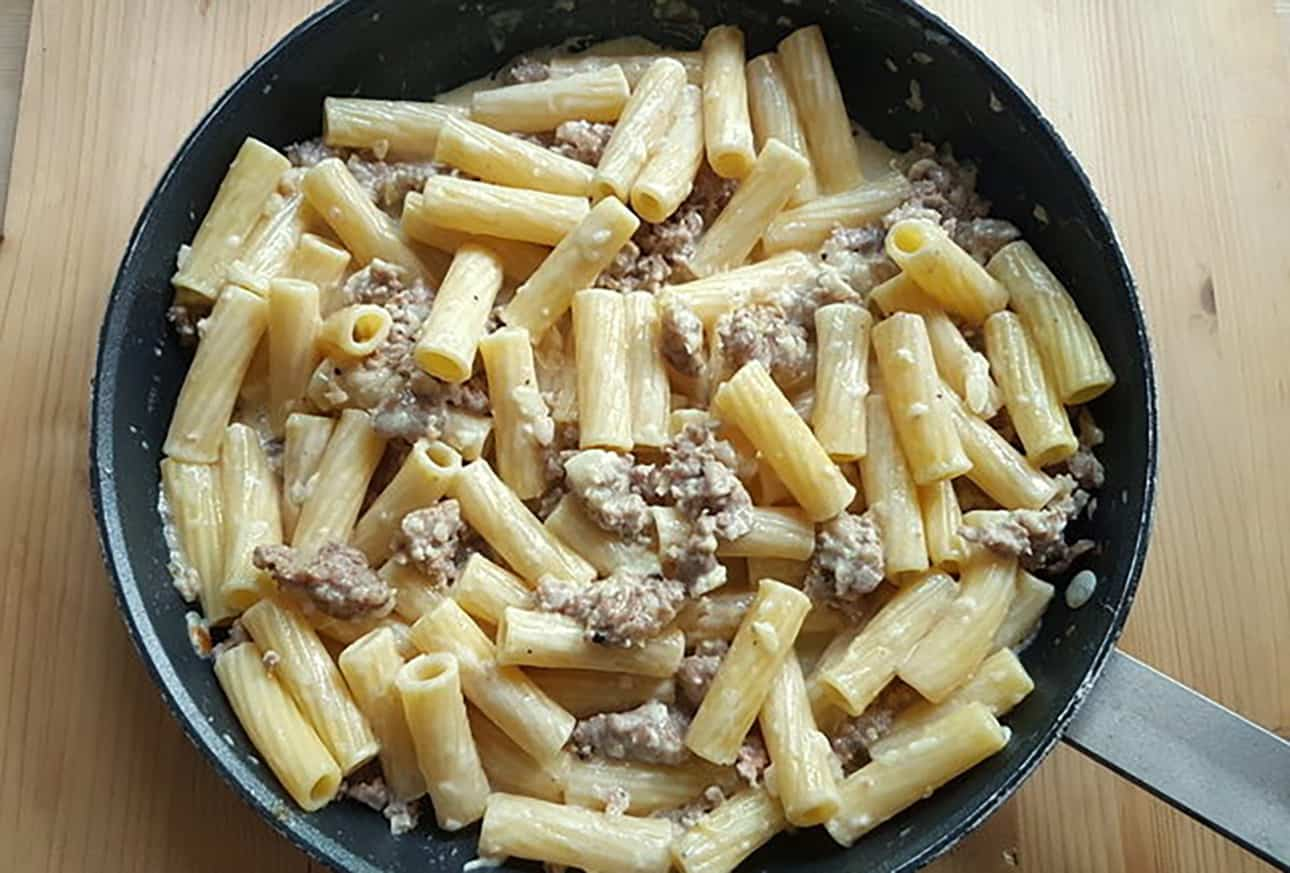 Pasta alla Norcina by The Pasta Project
