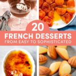 20 Classic French Desserts to Impress, from Easy to Sophisticated // FoodNouveau.com