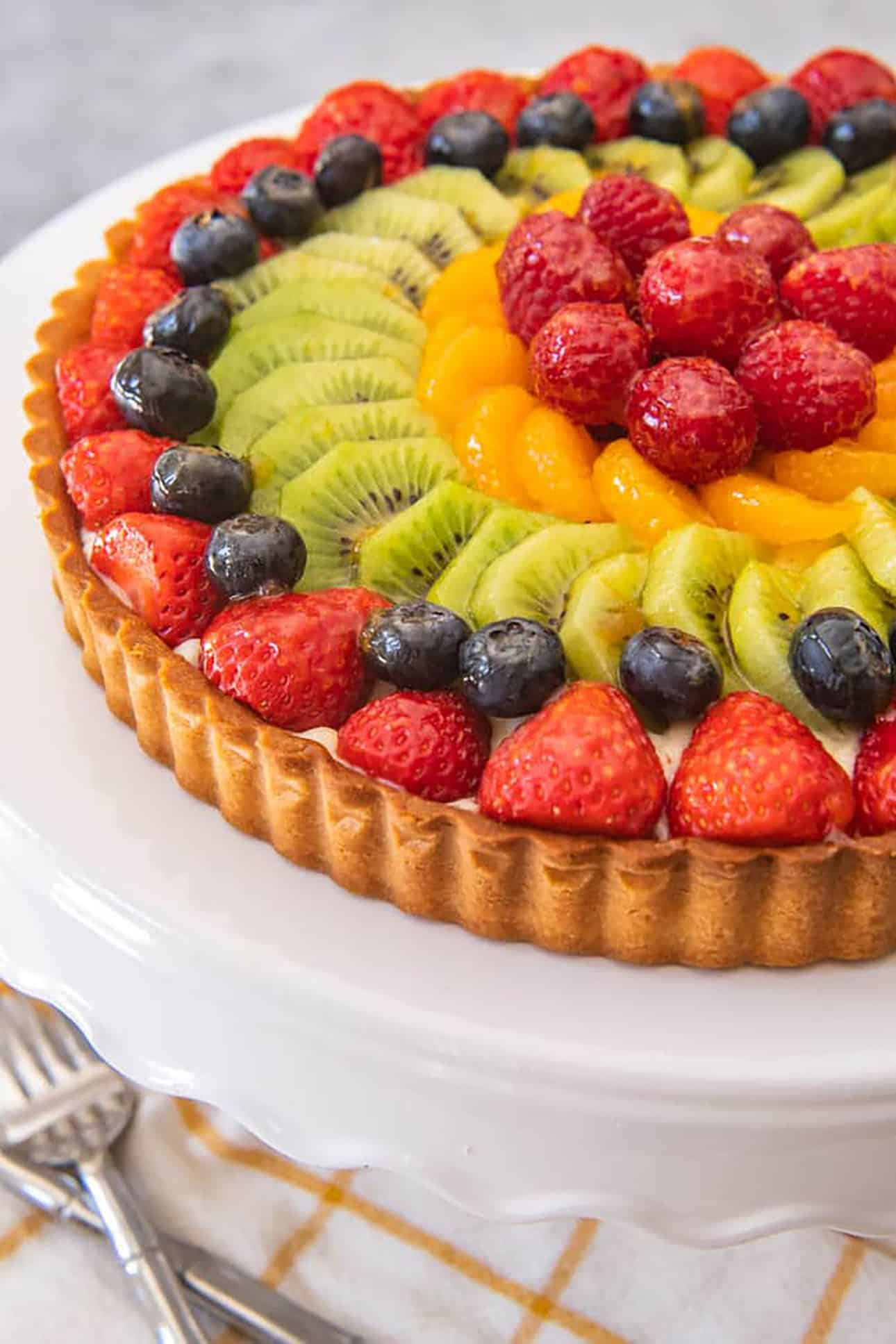 French Fruit Tart by House of Nash Eats