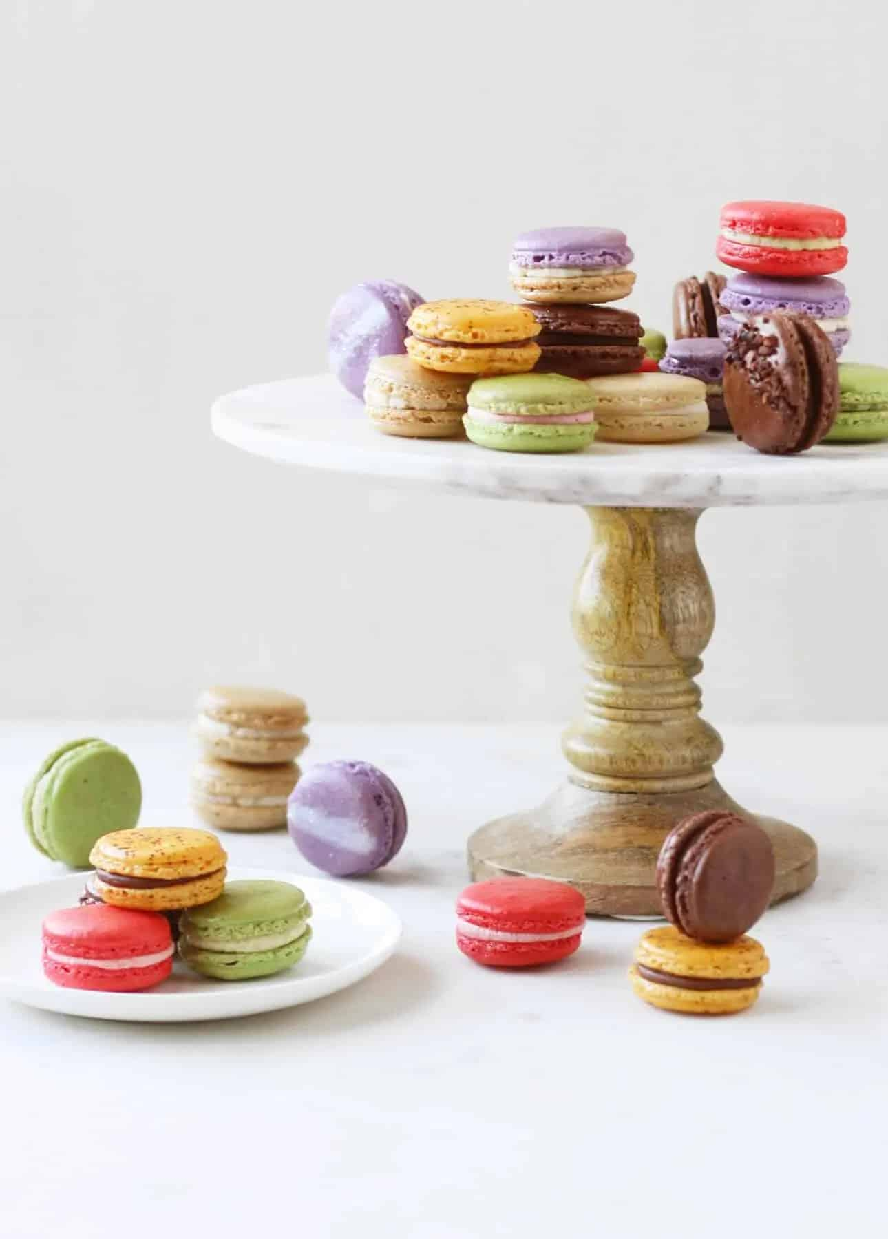 How to Make French Macarons by Food Nouveau